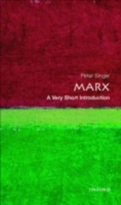 Ebook in inglese Marx: A Very Short Introduction Singer, Peter
