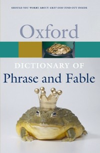 Ebook in inglese Oxford Dictionary of Phrase and Fable Knowles, Elizabeth