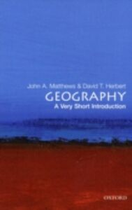 Ebook in inglese Geography: A Very Short Introduction Herbert, David T. , Matthews, John A.