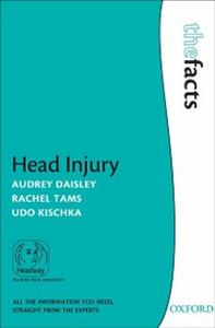 Ebook in inglese Head Injury Daisley, Audrey , Kischka, Udo , Tams, Rachel