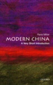 Foto Cover di Modern China: A Very Short Introduction, Ebook inglese di Rana Mitter, edito da OUP Oxford