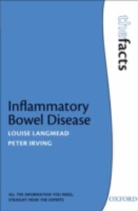 Ebook in inglese Inflammatory Bowel Disease Irving, Peter , Langmead, Louise