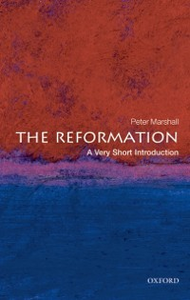 Ebook in inglese Reformation: A Very Short Introduction Marshall, Peter