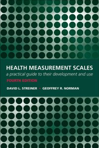 Ebook in inglese Health Measurement Scales: A practical guide to their development and use Norman, Geoffrey R , Streiner, David L