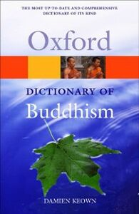 Ebook in inglese Dictionary of Buddhism Keown, Damien