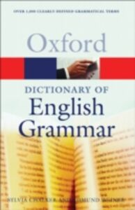 Ebook in inglese Oxford Dictionary of English Grammar Chalker, Sylvia , Weiner, Edmund