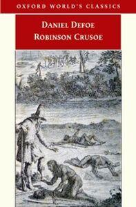 Foto Cover di Robinson Crusoe, Ebook inglese di Daniel Defoe, edito da OUP Oxford