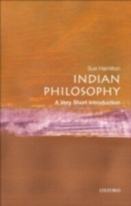 Foto Cover di Indian Philosophy: A Very Short Introduction, Ebook inglese di Sue Hamilton, edito da OUP Oxford
