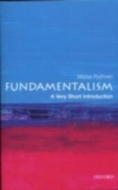 Fundamentalism: A Very Short Introduction