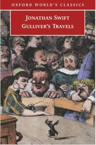 Ebook in inglese Gulliver's Travels Swift, Jonathan