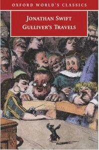 Foto Cover di Gulliver's Travels, Ebook inglese di Jonathan Swift, edito da Oxford University Press, UK
