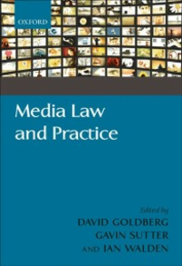 Ebook in inglese Media Law and Practice -, -