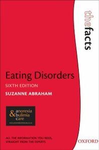 Foto Cover di Eating Disorders, Ebook inglese di Suzanne Abraham, edito da OUP Oxford
