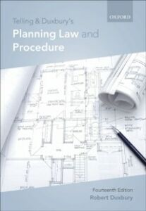 Ebook in inglese Telling & Duxbury's Planning Law and Procedure -, -