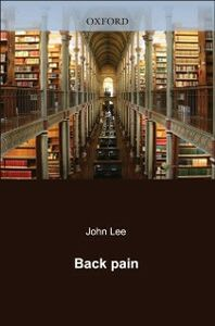 Ebook in inglese Back Pain -, -