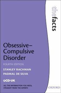 Foto Cover di Obsessive-Compulsive Disorder, Ebook inglese di Padmal de Silva,Stanley Rachman, edito da OUP Oxford
