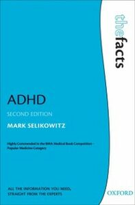 Foto Cover di ADHD, Ebook inglese di Mark Selikowitz, edito da OUP Oxford