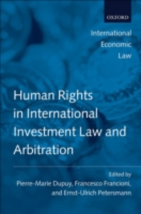 Ebook in inglese Human Rights in International Investment Law and Arbitration -, -