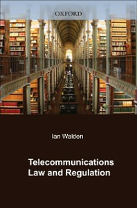 Ebook in inglese Telecommunications Law and Regulation -, -
