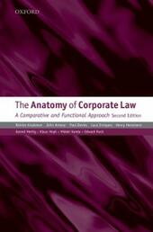 Anatomy of Corporate Law: A Comparative and Functional Approach