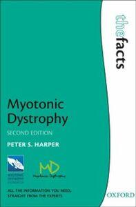 Foto Cover di Myotonic Dystrophy, Ebook inglese di Peter Harper, edito da OUP Oxford
