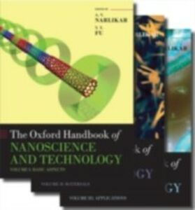 Ebook in inglese Oxford Handbook of Nanoscience and Technology: Volume 2: Materials: Structures, Properties and Characterization Techniques -, -