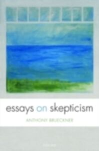 Ebook in inglese Essays on Skepticism Brueckner, Anthony