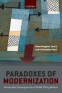 Foto Cover di Paradoxes of Modernization: Unintended Consequences of Public Policy Reform, Ebook inglese di  edito da OUP Oxford