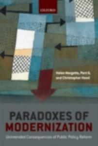 Ebook in inglese Paradoxes of Modernization: Unintended Consequences of Public Policy Reform -, -