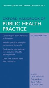 Ebook in inglese Oxford Handbook of Public Health Practice -, -