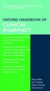 Ebook in inglese Oxford Handbook of Clinical Pharmacy WIFFE, STONER PHILIP