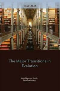 Ebook in inglese Major Transitions in Evolution Maynard Smith, John , Szathmary, Eors