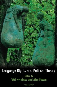 Ebook in inglese Language Rights and Political Theory -, -