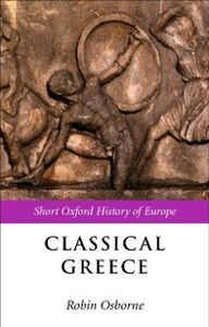 Ebook in inglese Classical Greece: 500-323 BC