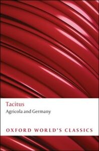 Ebook in inglese Agricola and Germany