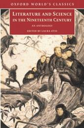 Literature and Science in the Nineteenth Century : An Anthology