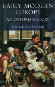 Ebook in inglese Early Modern Europe: An Oxford History -, -