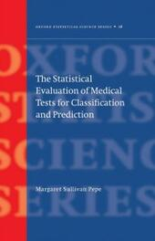Statistical Evaluation of Medical Tests for Classification and Prediction