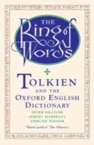 Foto Cover di Ring of Words Tolkien and the Oxford English Dictionary 1/e, Ebook inglese di AA.VV edito da Oxford University Press
