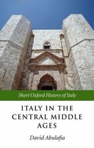 Ebook in inglese Italy in the Central Middle Ages -, -