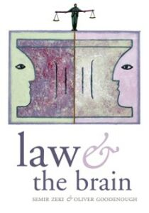 Ebook in inglese Law and the Brain -, -