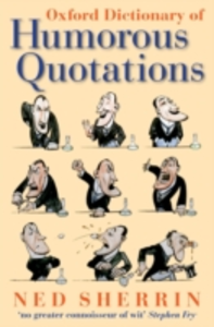 Ebook in inglese Oxford Dictionary of Humorous Quotations SHERRIN, NED