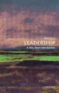 Foto Cover di Leadership: A Very Short Introduction, Ebook inglese di Keith Grint, edito da OUP Oxford