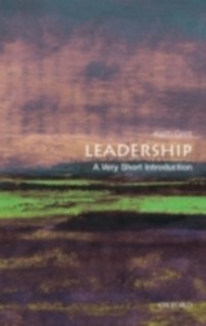 Ebook in inglese Leadership: A Very Short Introduction Grint, Keith