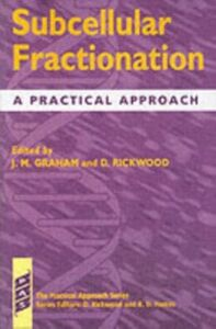 Ebook in inglese Subcellular Fractionation: A Practical Approach
