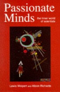 Ebook in inglese Passionate Minds: The Inner World of Scientists -, -