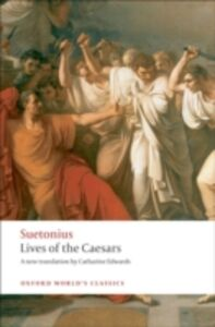 Ebook in inglese Lives of the Caesars Suetonius, Catharine