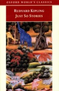 Ebook in inglese Just So Stories for Little Children Kipling, Rudyard