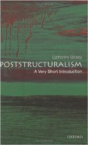 Ebook in inglese Poststructuralism: A Very Short Introduction Belsey, Catherine