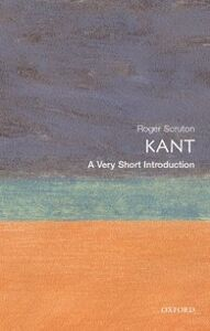 Ebook in inglese Kant: A Very Short Introduction Scruton, Roger